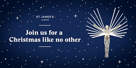 St James's Christmas Workshop - Bauble Personalisation at The Beau Brummell tickets