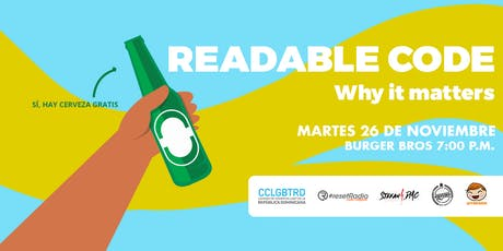 Readable Code: Why it matters tickets
