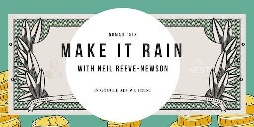 Nomad Talk | Workshop: Skyrocket your business with Google Ads