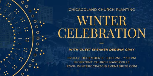 Chicagoland Church Planting Winter Celebration!