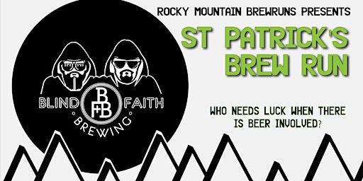 St Patrick's Brew Run