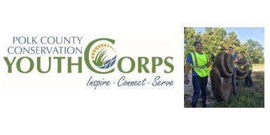 Polk County Conservation Youth Corps in Action!