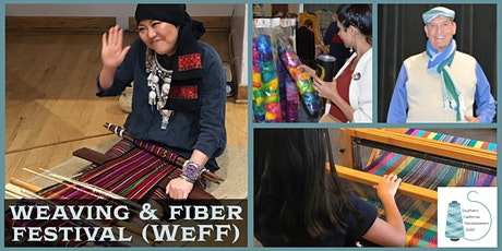 Weaving and Fiber Festival (WeFF) tickets