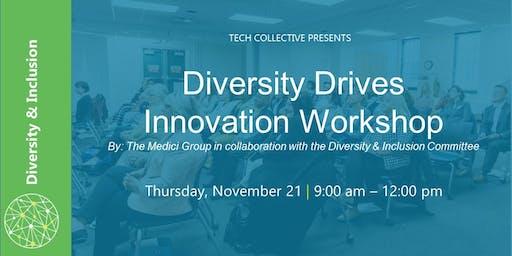 Diversity Drives Innovation Workshop