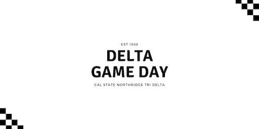 Delta Game Day