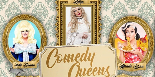 Klub Kids Newcastle presents KATYA & THE COMEDY QUEENS (ages 16+)