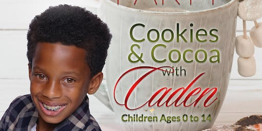 Christmas Party - Cookies & Cocoa with Caden