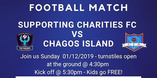 International Celebrity Charity Football Match