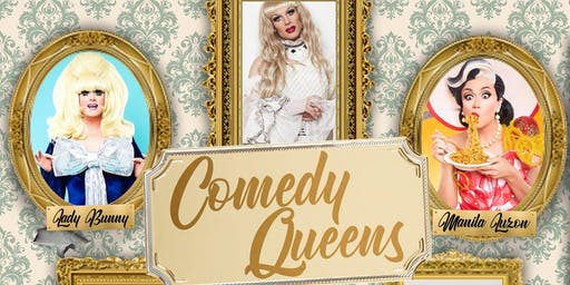 Klub Kids Glasgow presents KATYA & THE COMEDY QUEENS (ages 16+)
