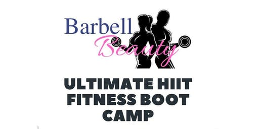 Ultimate HIIT Fitness Boot Camp