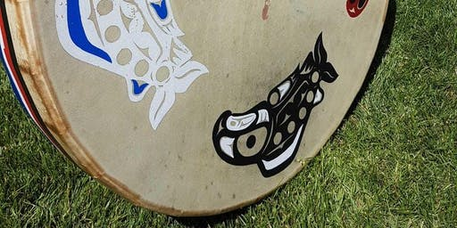 Indigenous Drum Making Workshop with Darren Charlie