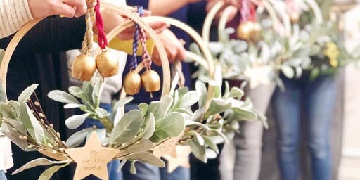 Make Your Own - Noonday Holiday Wreath Workshop