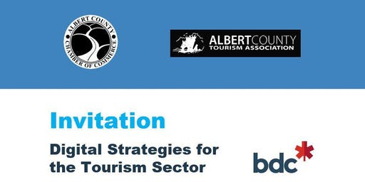 Digital Strategies for the Tourism Sector presented by the ACCC and the BDC