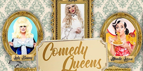 Klub Kids Leeds presents KATYA & THE COMEDY QUEENS (ages 16+) tickets
