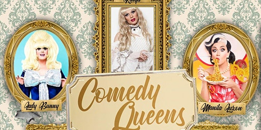 Klub Kids Leeds presents KATYA & THE COMEDY QUEENS (ages 16+)