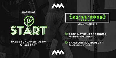 Workshop START: Base e Fundamentos do CrossFit