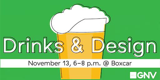 Drinks & Design // November 2019