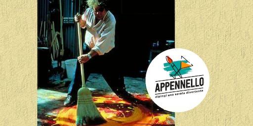 Arte e scarabocchio: aperitivo Appennello a Milano