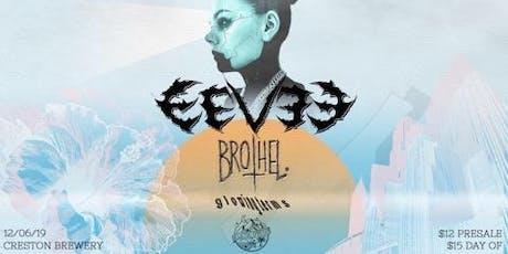 Eevee + brothel. at Creston Brewery tickets