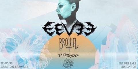 Eevee + brothel. at Creston Brewery
