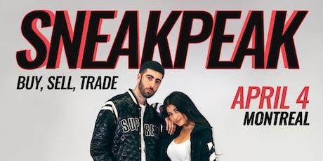 Sneakpeak: The Ultimate Urban Culture Event tickets