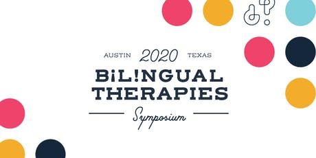 2020 Bilingual Symposium tickets