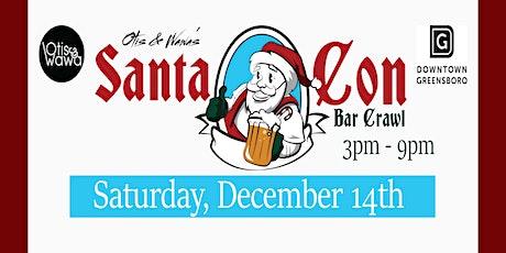 Otis & Wawa's 4th Annual SantaCon Bar Crawl 2019 tickets