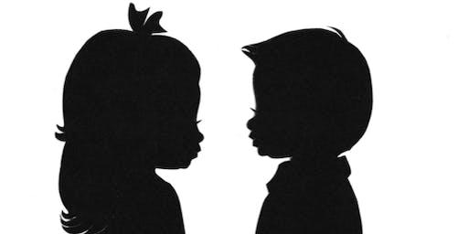 Mommie Chic & Me- Hosting Silhouette Artist, Erik Johnson - $30 Silhouettes