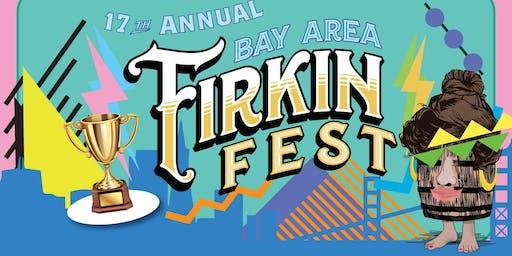 17th Annual Bay Area Firkin Fest