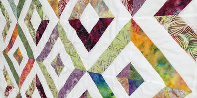 Patchwork and Quilting Workshop 6/6/20 £30 10-1pm