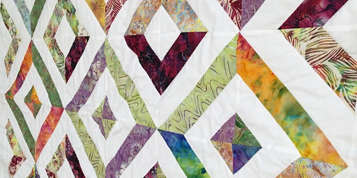 Patchwork and Quilting Workshop 4/7/20 £30 10-1pm