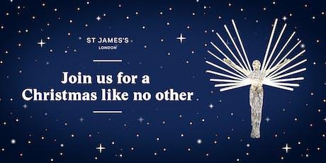 St James's Christmas Workshop - Winter Terrarium Workshop at Snow Peak tickets