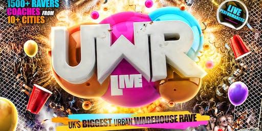 Urban Warehouse Rave (UWR)-LIVE