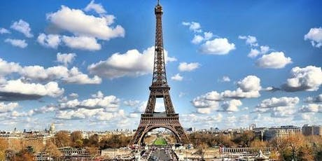 Introduction to Paris departing from USA tickets