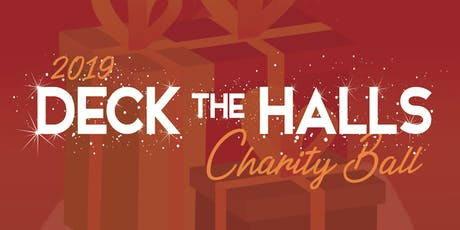 Deck The Halls Charity Ball 2019 tickets