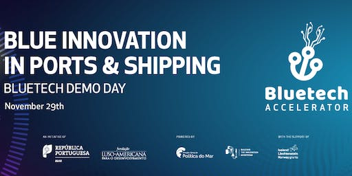 Blue Innovation in Ports & Shipping - Bluetech Demo Day