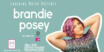 Laughing Mater with Brandie Posey