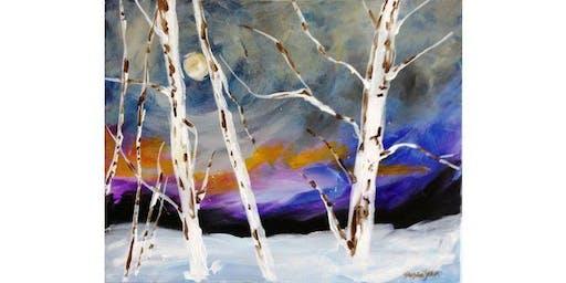 """Winter's Night"" - Thurs, Dec. 5th, 7:00pm, $27"