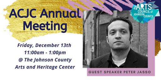 Arts Council of Johnson County's Annual Meeting