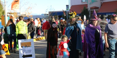 Los Alamos Halloweekend *****–or–Treat on MainStreet 2020