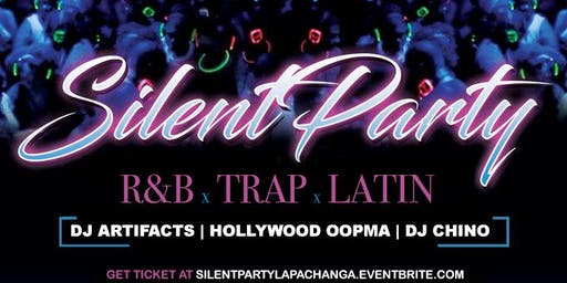 Silent Party at La Pachanga