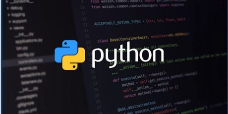 Python 101 Class For Beginner Non Programmers(3+3 hours $99 pay at Door) NY tickets