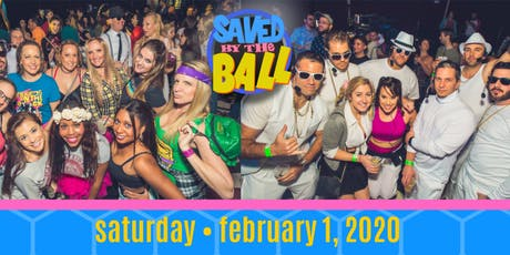 Saved By The Ball: Tampa's BIGGEST '90s Party! tickets