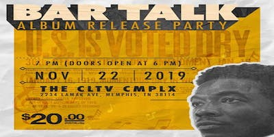 Bar Talk Album Release Party