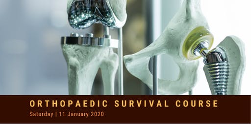 Orthopaedic On-call Survival Course - January 2020