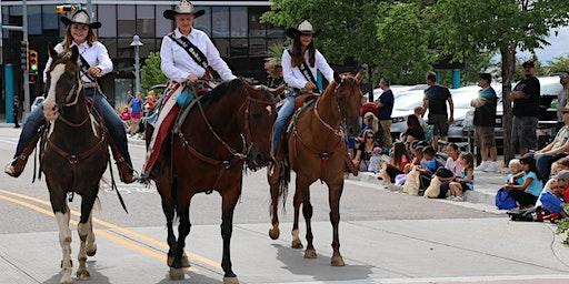 2020 Los Alamos Fair and Rodeo Parade