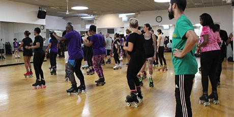 Saturday SKATEROBICS (Skills class) Learn How to Become a Masterful Skater tickets