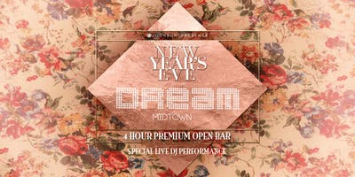 Dream Midtown Hotel New Years Eve 2020 Party