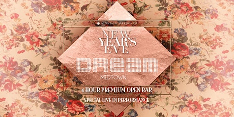 Dream Midtown Hotel New Years Eve 2020 Party tickets