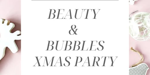 Beauty & Bubbles Xmas Party